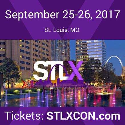 STLX Conference Ad